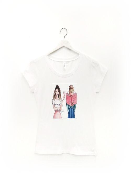 Camiseta para dama