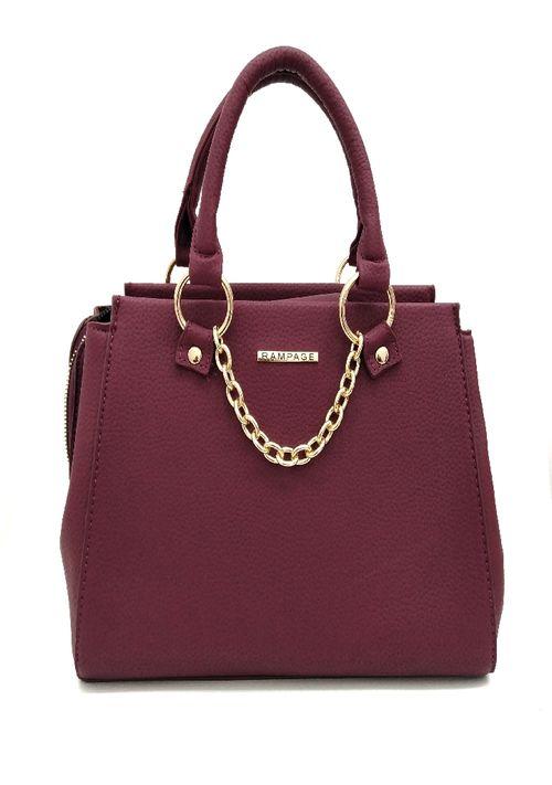 Cartera satchel