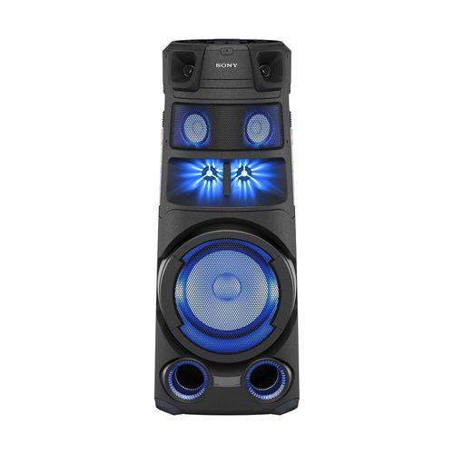 Sistema de audio de alta potencia V83D con tecnología bluetooth
