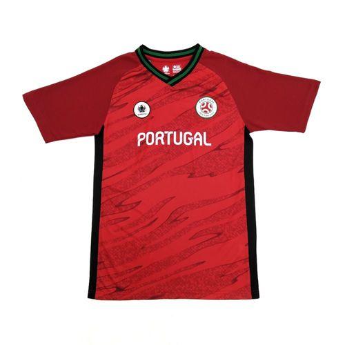 Camiseta roja Portugal