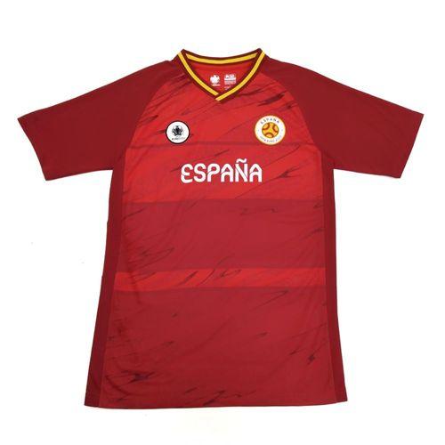 Camiseta roja España