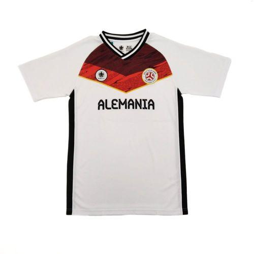 Camiseta blanca Alemania