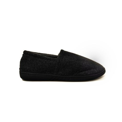 Pantuflas slippers gris oscuro