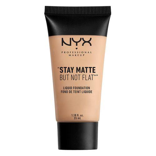 Stay Matte Not Flat Foundation
