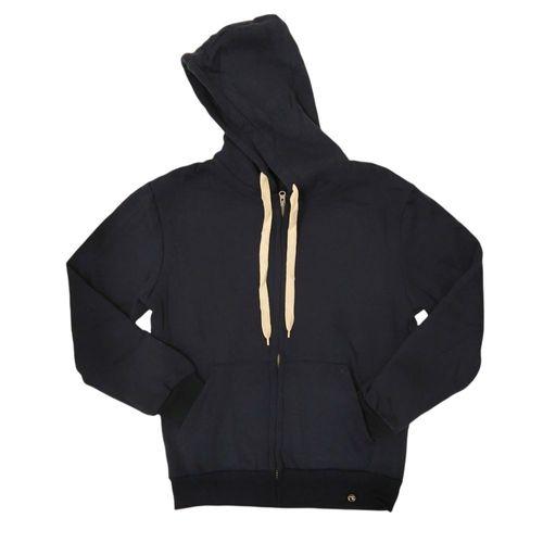 Suéter hoodie sólido