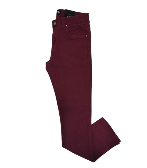 Jeans skinny fit liso
