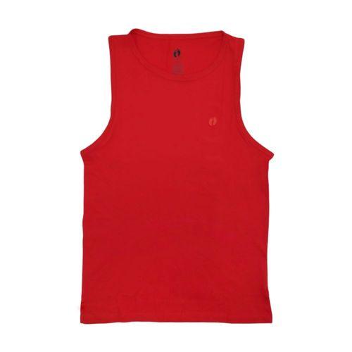 Camiseta tank top roja