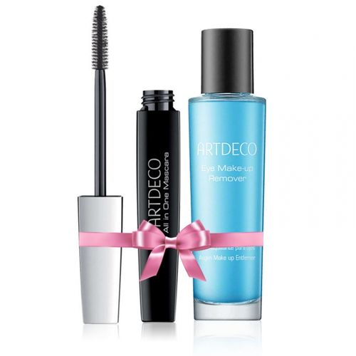 Ad all in one mascara & eye make-up remover set