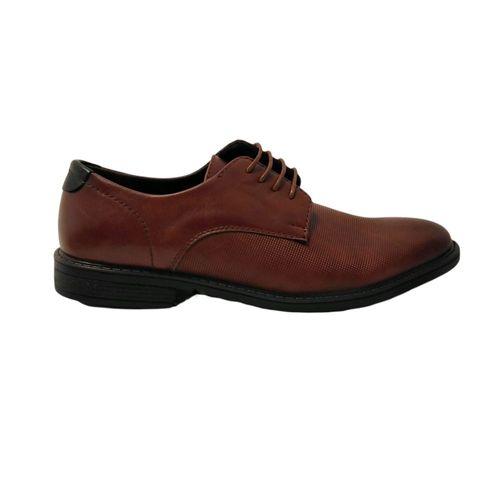 Zapatos formal Oxford café