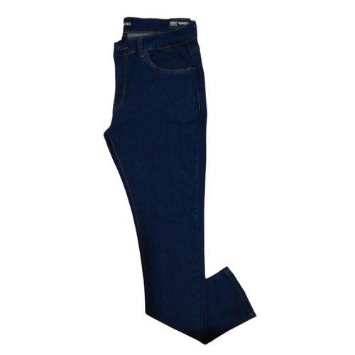 Jeans slim fit azul clásico