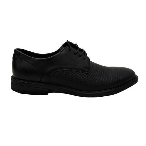 Zapatos formales derby negro